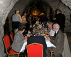 The Friends of Christ Church gathered in the cathedral Crypt for their annual lunch.