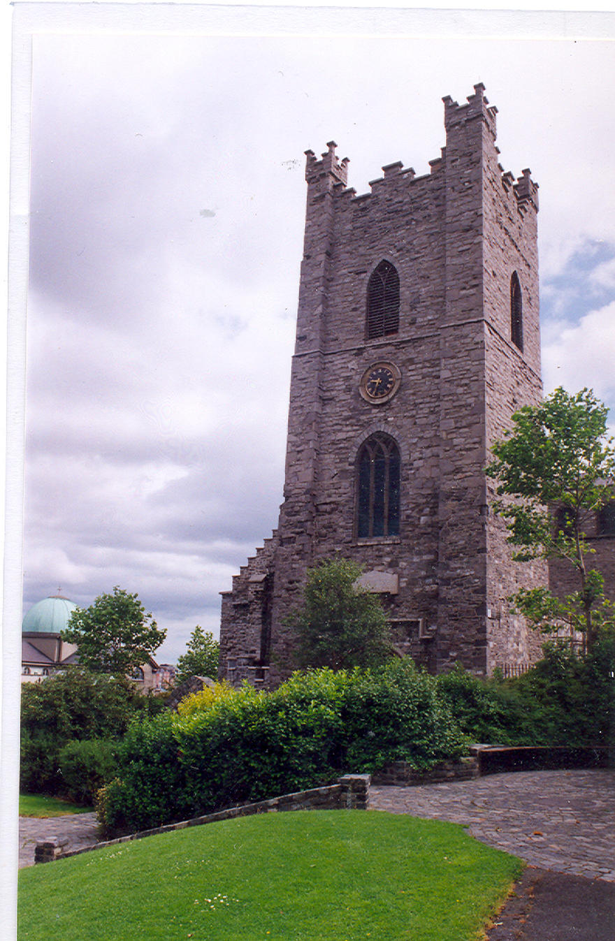 St Audoen's Church in the parish of St Catherine & St James with St Audoen
