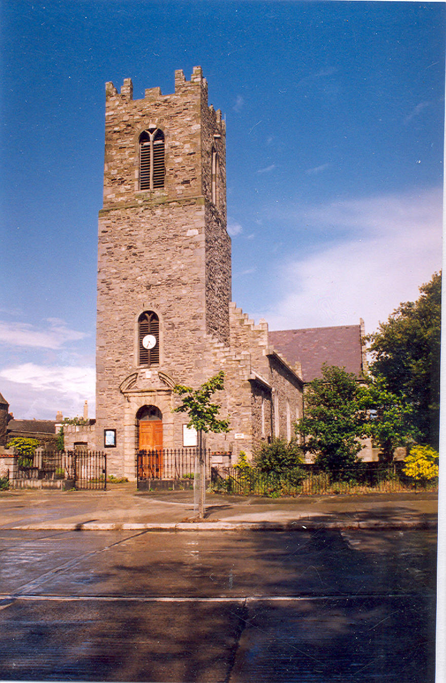 St Matthew's Church, Irishtown  in the parish of Donnybrook and Irishtown