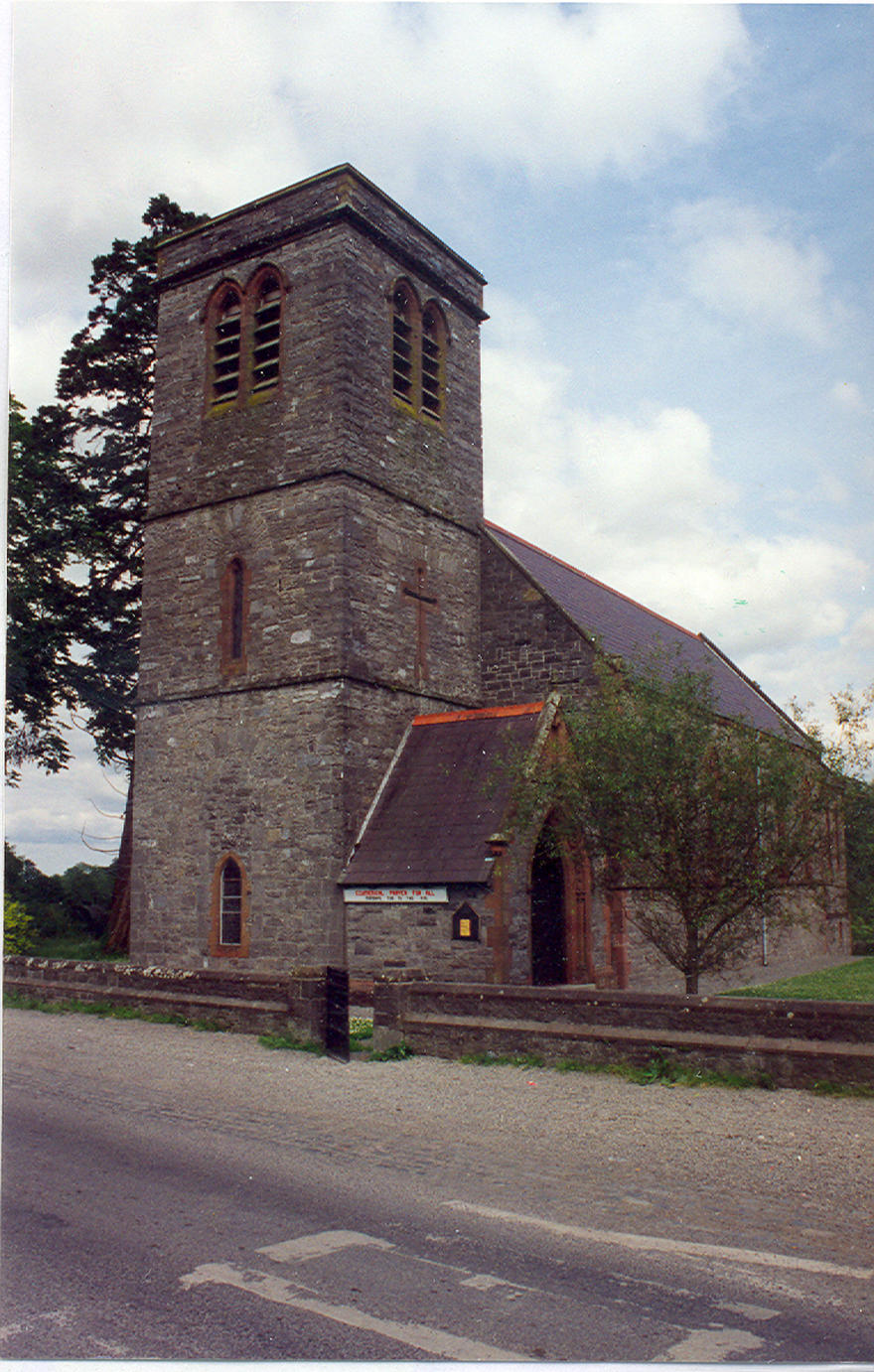 Celbridge Parish Church in the parish of Celbridge and Straffan with Newcastle–Lyons