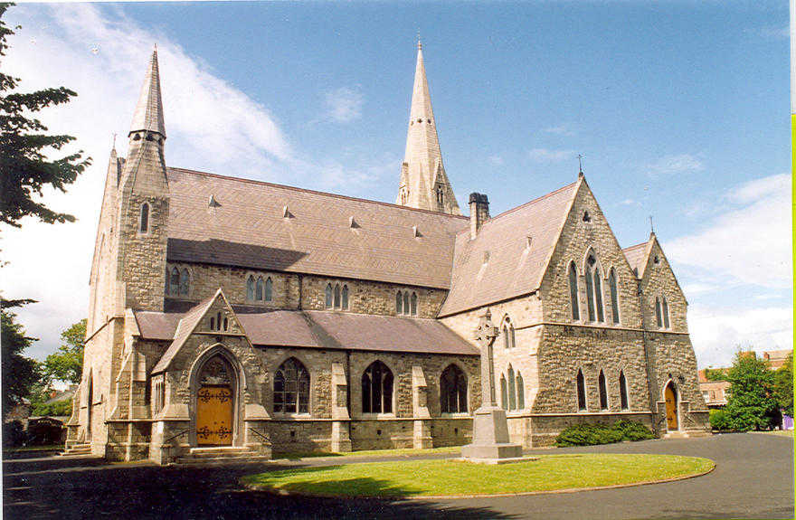 Christ Church, Leeson Park in the parish of St Bartholomew's with Christ Church Leeson Park
