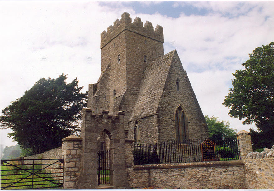 St Doulagh's Church, Malahide Road, Balgriffin in the parish of Malahide, Portmarnock and St Doulagh's