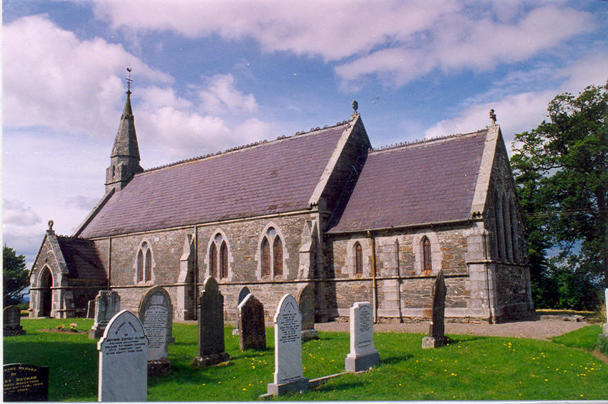 Holy Savour Church, Narraghmore in the parish of Narraghmore and Timolin with Castledermot and Kinneagh