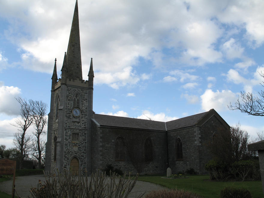 St George's Church, Balbriggan in the parish of Holmpatrick (Skerries, Balbriggan and Rush)