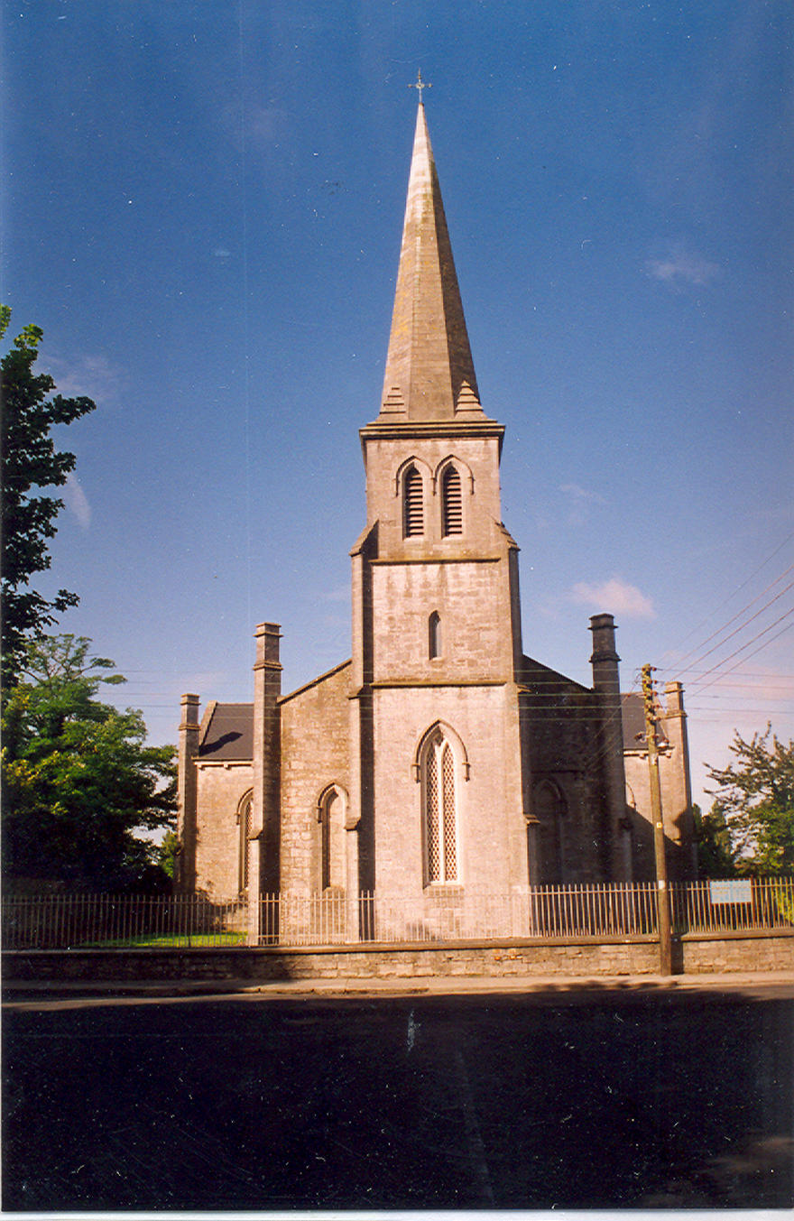 St Michael's Church, Athy in the parish of Athy, Kilberry and Fontstown with Kilkea