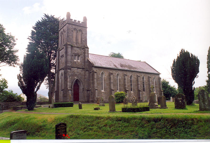 St Thomas' Church, Mulhuddart in the parish of Castleknock and Mulhuddart with Clonsilla
