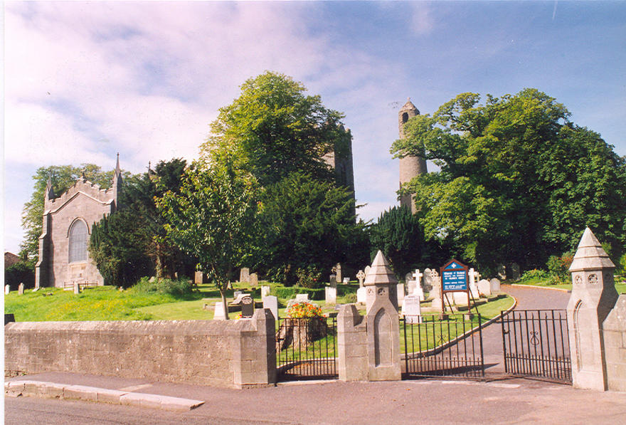 St Columba's Church, Swords in the parish of Swords, Donabate, and Kilsallaghan