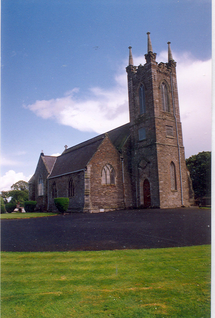St Brigid's Church, Castleknock in the parish of Castleknock and Mulhuddart with Clonsilla