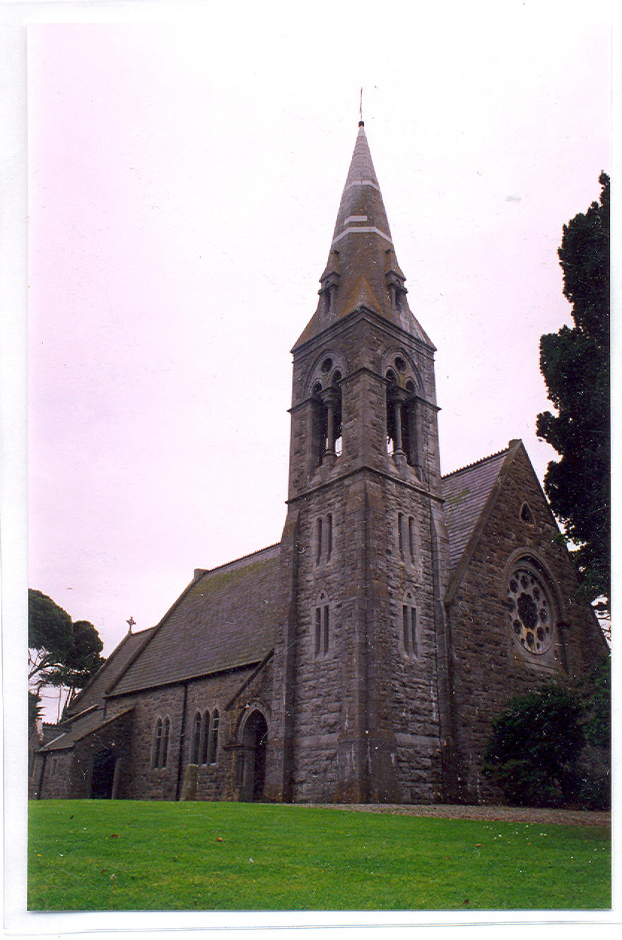 Holmpatrick Church, Skerries in the parish of Holmpatrick (Skerries, Balbriggan and Rush)