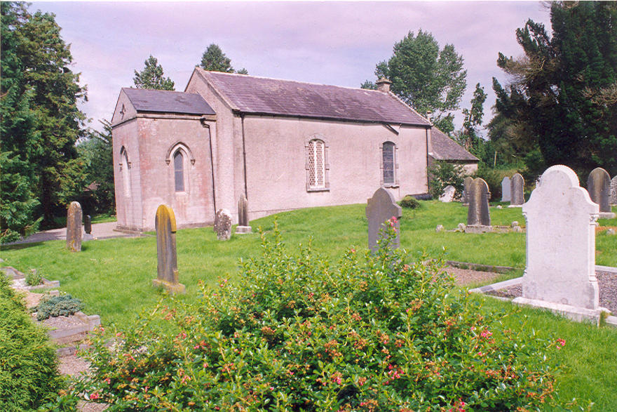 St Mullin's Church, Timolin in the parish of Narraghmore and Timolin with Castledermot and Kinneagh