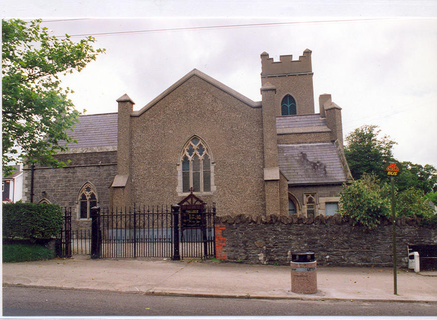 St Andrew's Church, Malahide in the parish of Malahide, Portmarnock and St Doulagh's