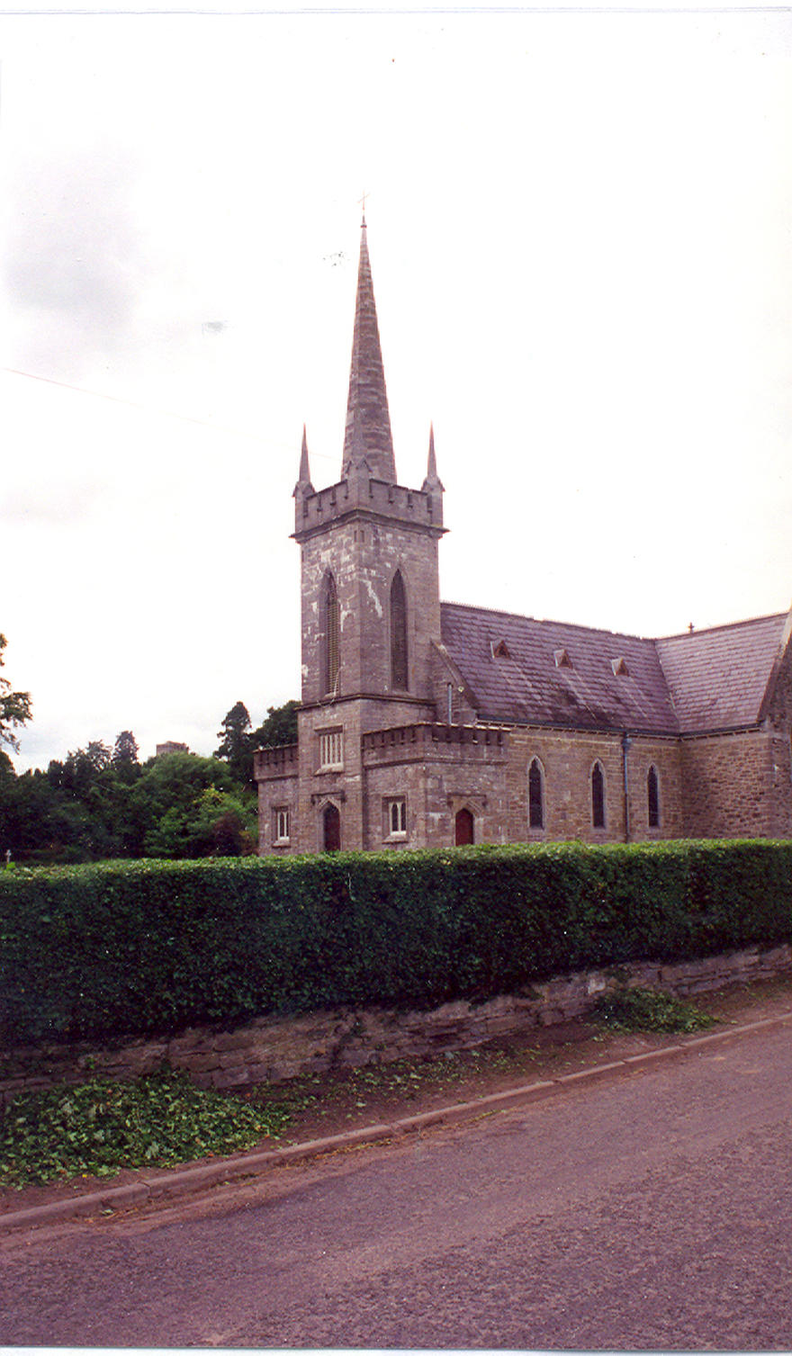 Straffan Parish Church in the parish of Celbridge and Straffan with Newcastle–Lyons