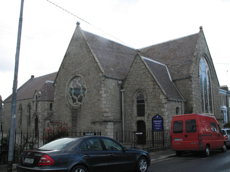 Christ Church, Dun Laoghaire in the parish of Dun Laoghaire