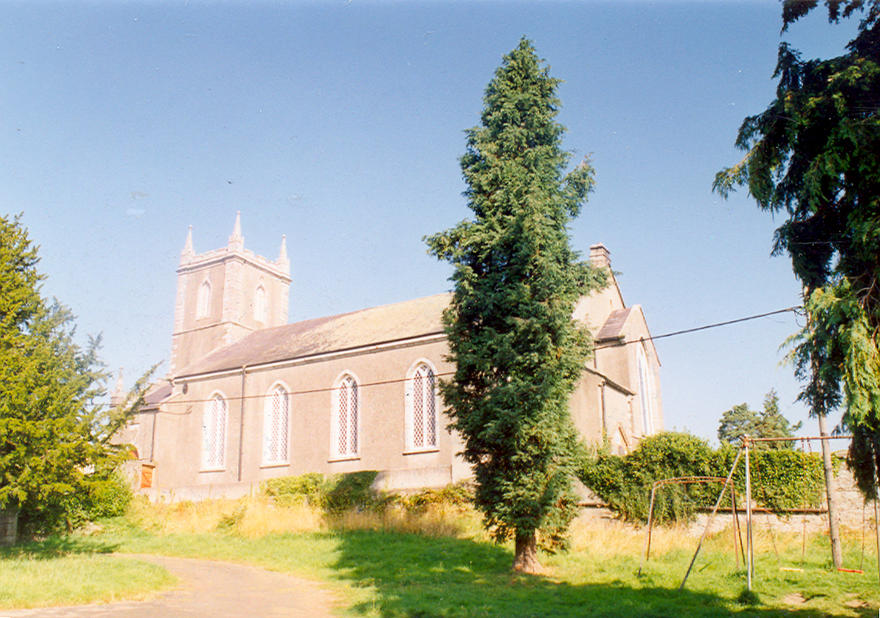 St Saviour's Church, Rathdrum in the parish of Rathdrum and Derralossary with Glenealy