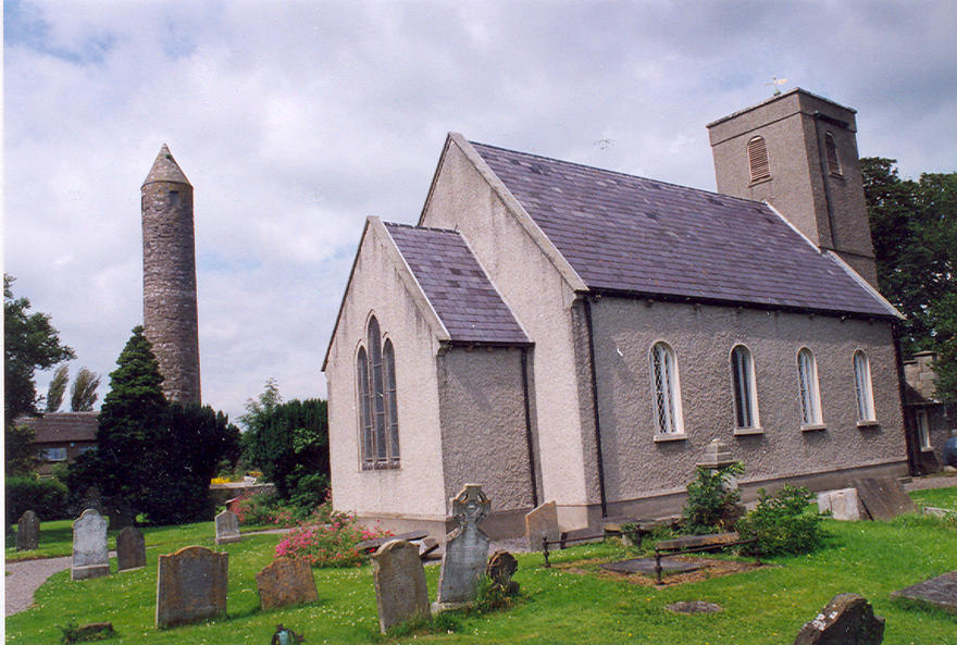 St John's Church, Clondalkin in the parish of Clondalkin and Rathcoole