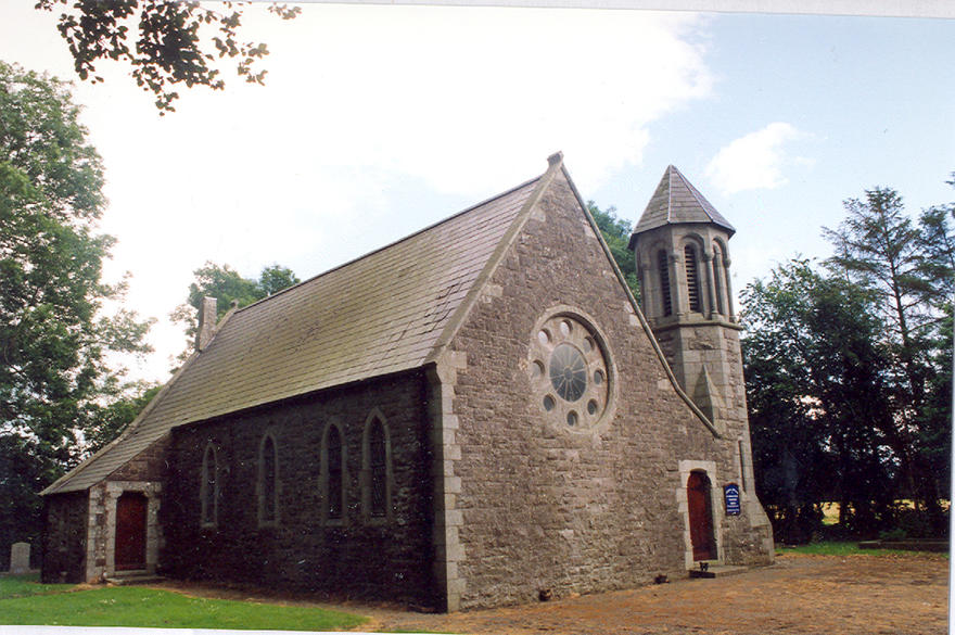 St Mary's Church, Clonsilla in the parish of Castleknock and Mulhuddart with Clonsilla