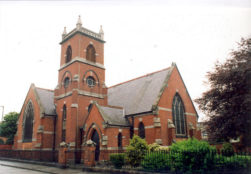 St Catherine's and St James's Church, Donore Avenue  in the parish of St Catherine & St James with St Audoen