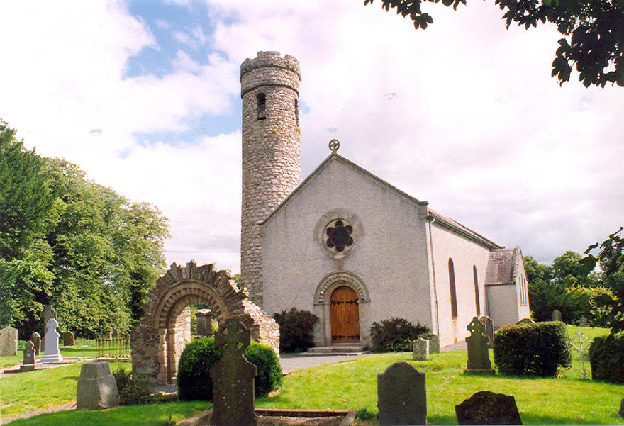 St James' Church, Castledermot in the parish of Narraghmore and Timolin with Castledermot and Kinneagh