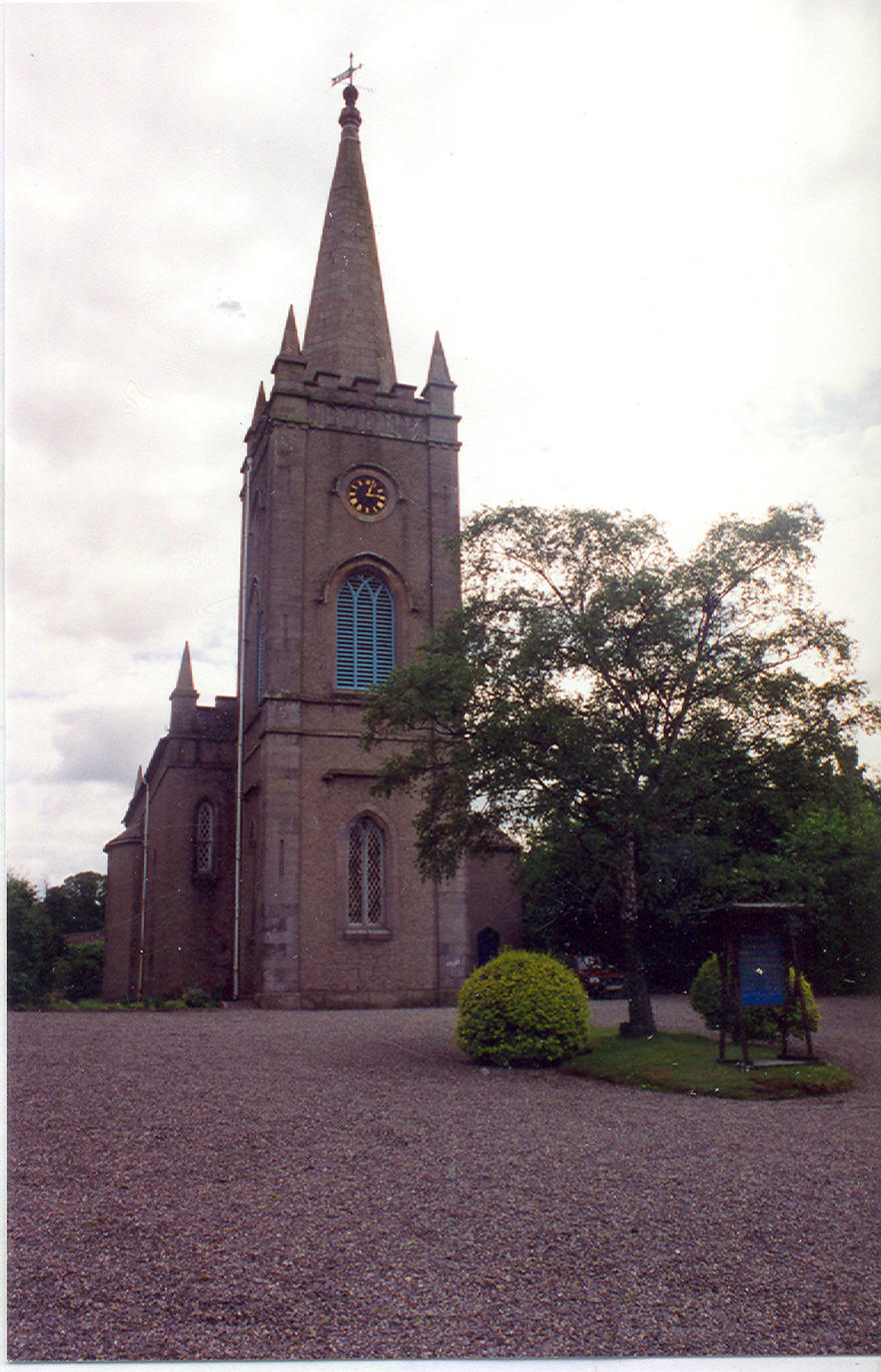 St Andrew's Church, Lucan in the parish of Lucan and Leixlip