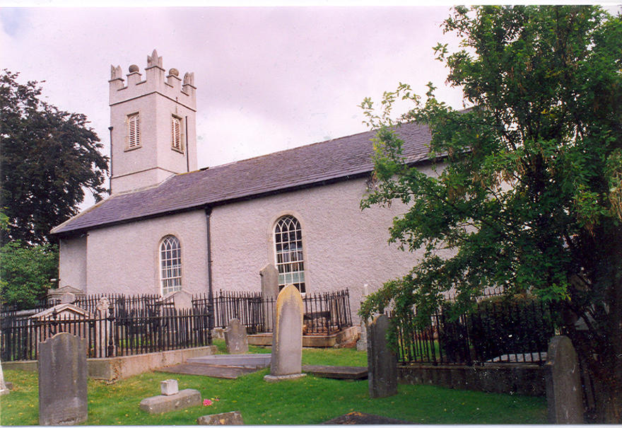 St Brigid's Church, Stillorgan in the parish of Stillorgan and Blackrock