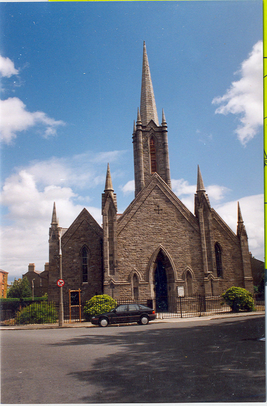 Holy Trinity Church, Rathmines in the parish of Rathmines with Harold's Cross