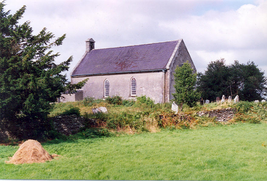 Saint Kevin's Church, Hollywood in the parish of Blessington and Manor Kilbride with Ballymore Eustace and Hollywood
