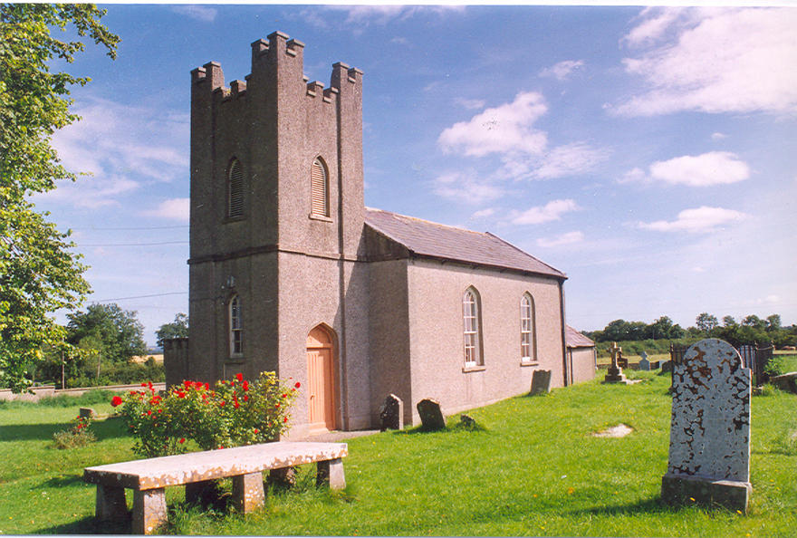 St David's Church, Kilsallaghan, Swords in the parish of Swords, Donabate, and Kilsallaghan