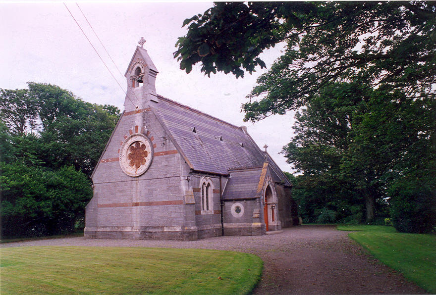 Kenure Parish Church, Rush in the parish of Holmpatrick (Skerries, Balbriggan and Rush)