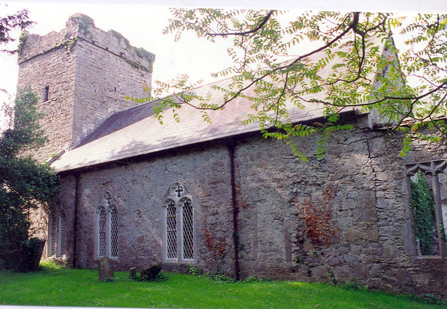 Newcastle-Lyons Parish Church, Newcastle in the parish of Celbridge and Straffan with Newcastle–Lyons
