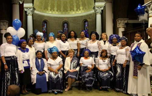 'Start of Something Special' as Discovery Mothers' Union Inaugurated - The United Dioceses of ...
