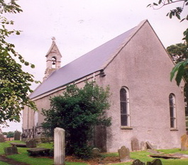 St Pappan's Church, Santry
